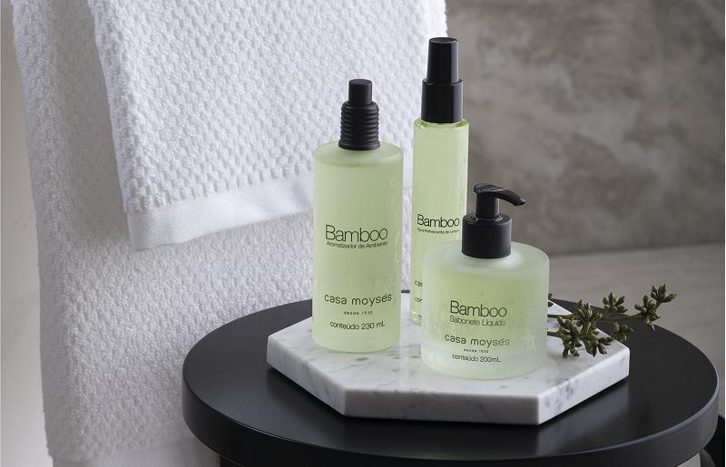 Aromaterapia para casa - Bamboo