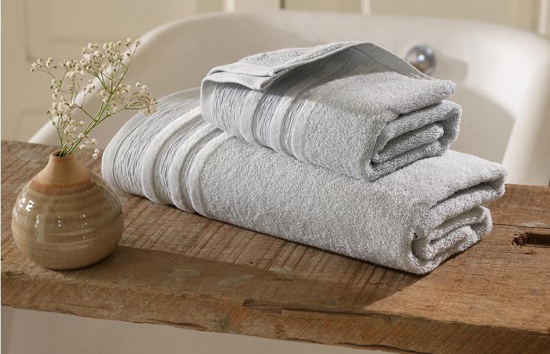Gramatura de toalhas de banho