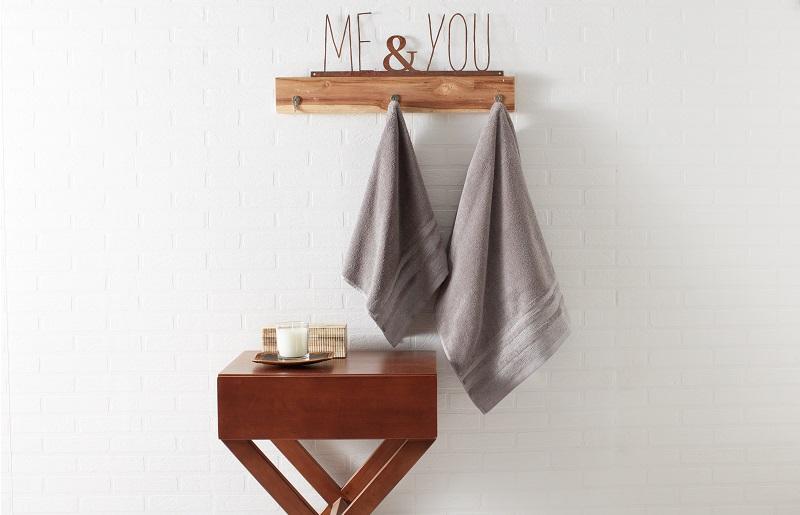 Fios de toalhas de banho