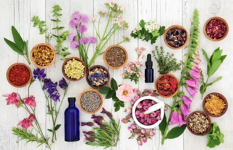Aromaterapia para casa