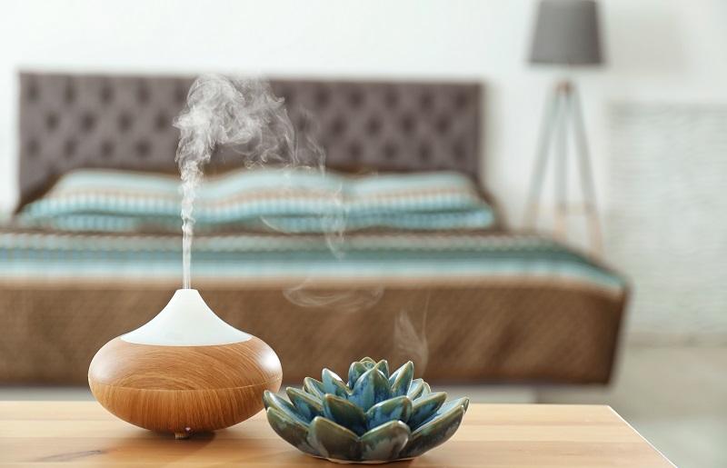 Aromaterapia como aplicar