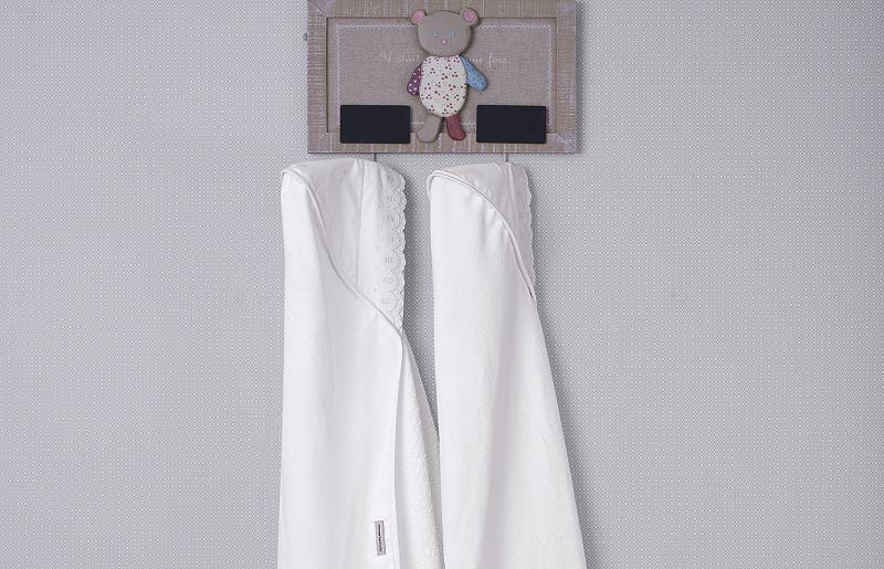 5a52d7d446 Aprenda a escolher a toalha de banho para bebê perfeita - mm home decor