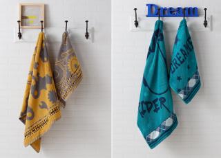Como encontrar a melhor toalha de banho infantil
