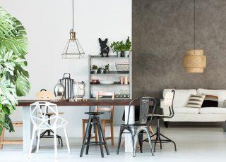 Aprenda a aplicar o estilo moderno em seus ambientes