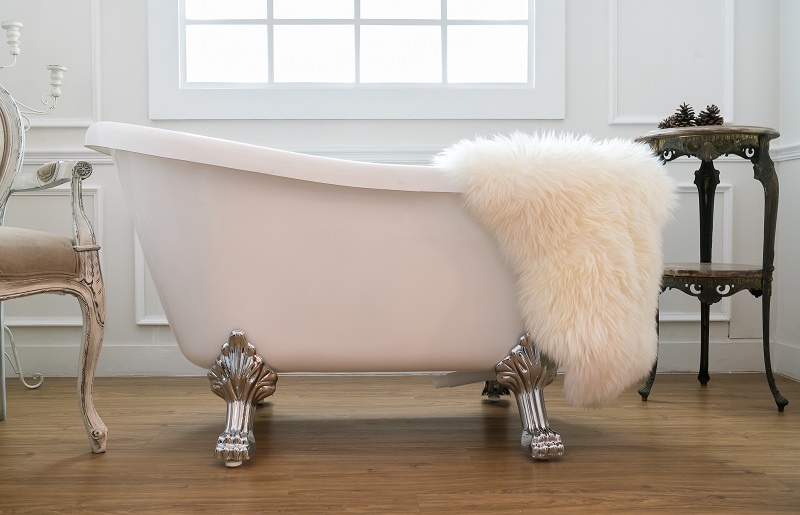Banheiro vitoriano