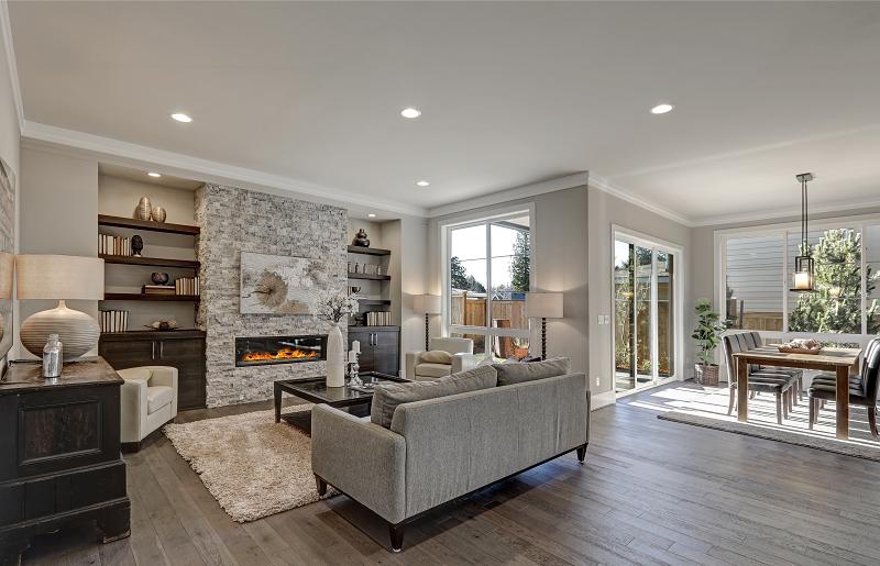 Conhe a o estilo americano de decora o mm home decor for Casas estilo americano interiores