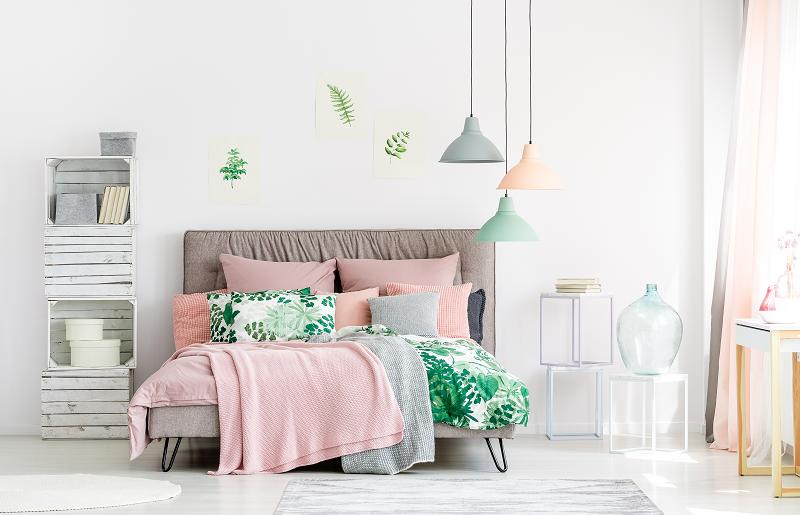 5 passos para criar uma decoração colorida