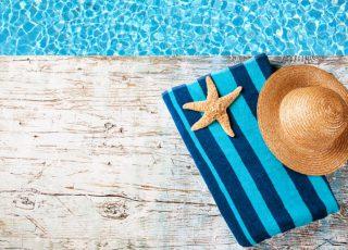 Como comprar uma toalha de praia