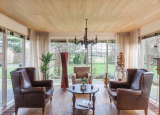 Torne sua casa linda com a decoração country