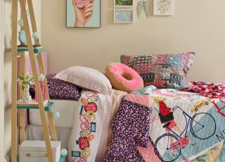Torne o décor do quarto juvenil perfeito em 5 passos