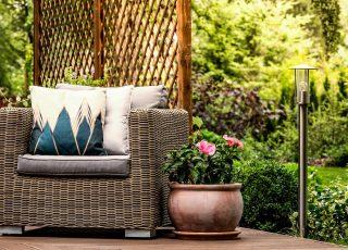 5 formas de fazer uma decoração de jardim criativa