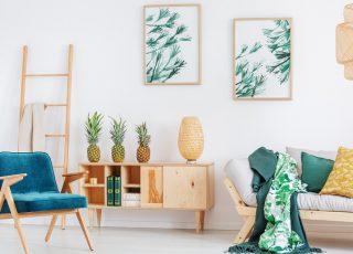 Inspire-se no estilo tropical para uma casa alegre