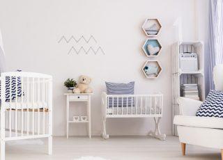 5 Dicas para a decoração do quarto de gêmeos