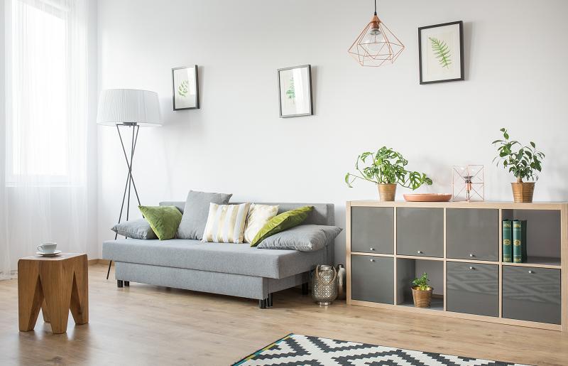 Móveis para decoração com madeira