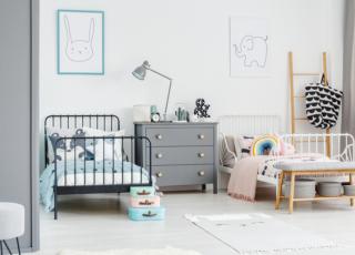 Dicas para decorar um quarto de menino e menina