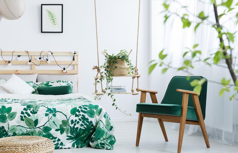 Estilos de decoração - Tropical