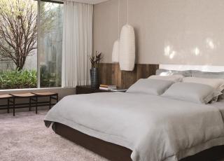 Aposte nos quartos decorados para boas noites de sono
