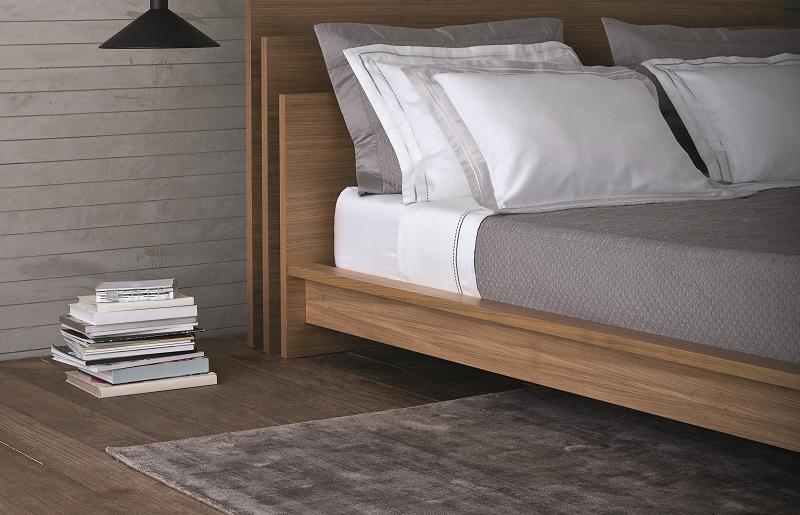 Tapete para quarto: tecido ideal