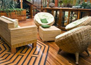 Decoração com bambu: exemplos apaixonantes