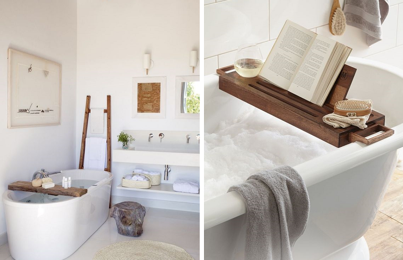 Banheiros modernos - SPA particular