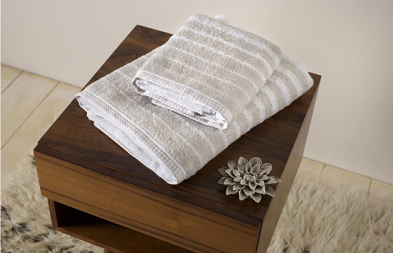 Lavar toalhas de banho - passar