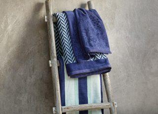 Lavar toalhas de banho