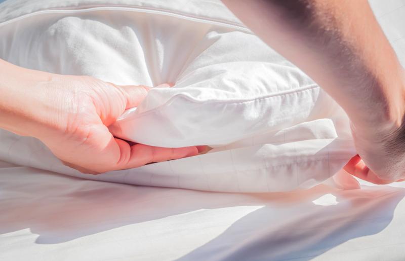 protetor de travesseiro mais higiene, durabilidade e conforto.