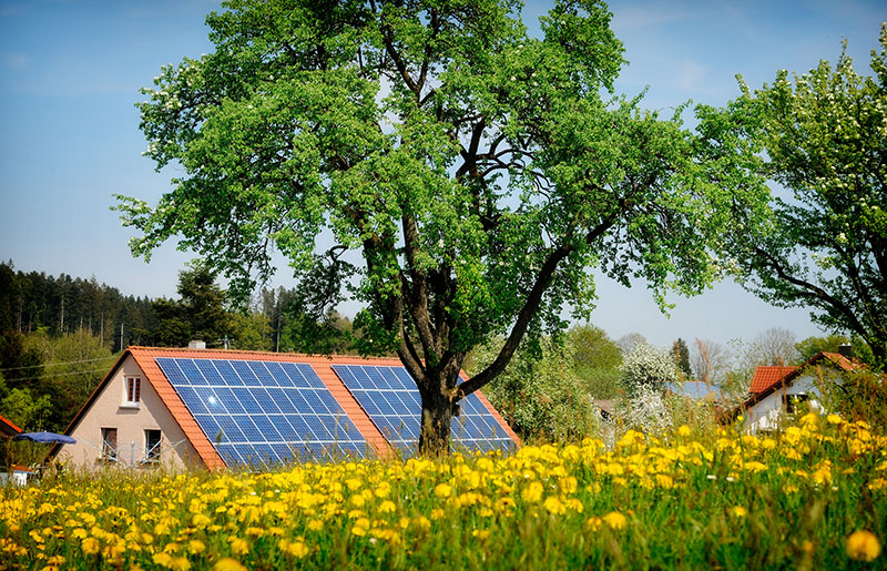 O que é uma casa sustentável?