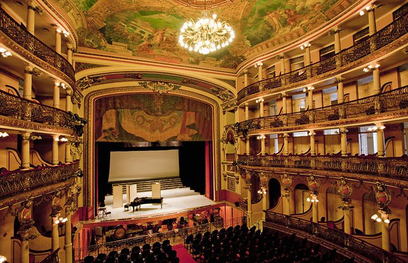 Interior do Teatro Amazonas