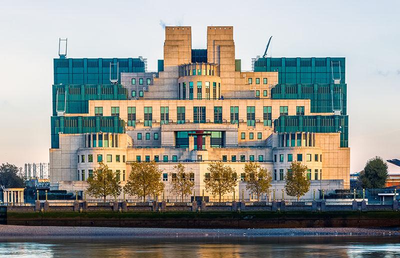 Edifício SIS - Londres